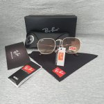 Ray Ban HEXAGONAL Brown unisex+Kutija-futrola krpica Ray Ban