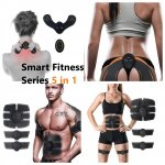 Smart Fitness Muscle 5 in 1 Novo!
