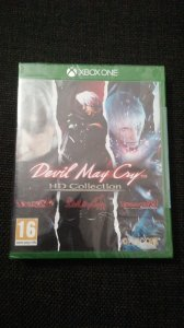 Devil may cry- hd collection