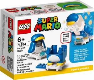Lego Super Mario Penguin Mario Power-Up Pack 71384