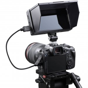 "Godox GM55 5.5"" 4K HDMI Touchscreen Monitor"