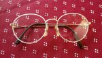 Vintage dioptrijski ram All Optic W. Germany