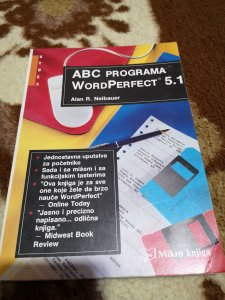 ABC programa Wordperfect 5.1