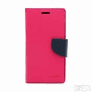 Mercury flip case za Nokia 3.1 Plus ( Roza )