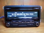 VW golf 6 passat b7 cd mp3 radio RCD310