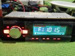 Auto radio mp3 player usb sd kartica BLUETOOTH mikrofon NOVO
