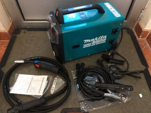 aparat Co2+elektro makita 450a japan