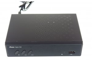 X Wave DVBT2 set-top box DIGITAL ONE na 12V ili 220V