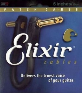 ELIXIR 92406 Patch Cable 6 Inch