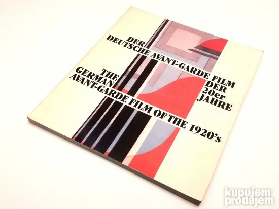 The German Avant-Garde Film of the 1920s