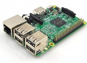 Raspberry Pi 3 model b, 1GB RAM