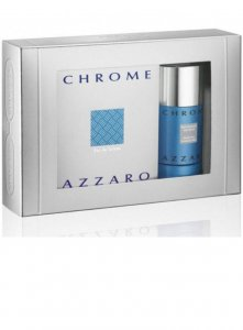 Azzaro Chrome edt 50ml + 75ml Stick