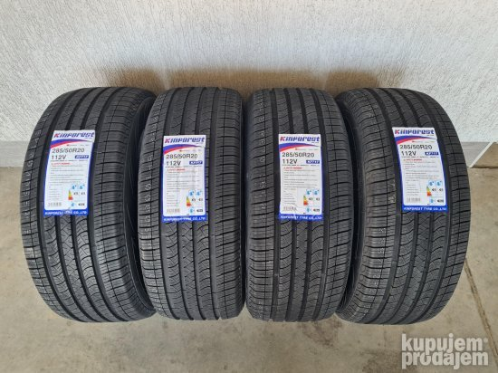 nove gume 285/50 r 20 kinforest