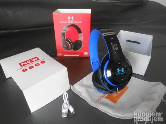 295949cfc38 Audio : JBL / Under Armour 6S BT - Bluetooth slusalice PLAVE 19.06 ...