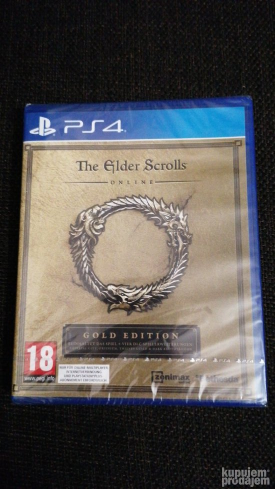 The elder scrolls -gold edition