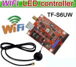 led kontroler WIFI TF-S6UW LED  led reklama sa wifi antenom