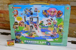 Patrolne Sape parking set Paw patrol