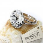 SWAROVSKI prsten 18mm - CR