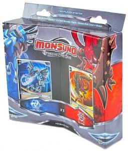 Monsuno set karte