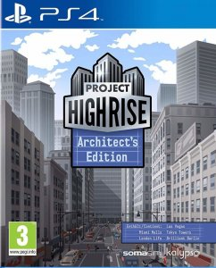 Project Highrise - Architetcts Edition - PS4 igra NOVO