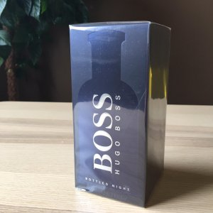 HUGO BOSS Bottled Night EDT 200 ml - NOVO