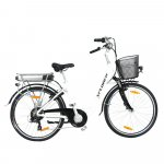 "E-bike City Flow 26"" 250W Shimano Max 150kg GARANCIJA"