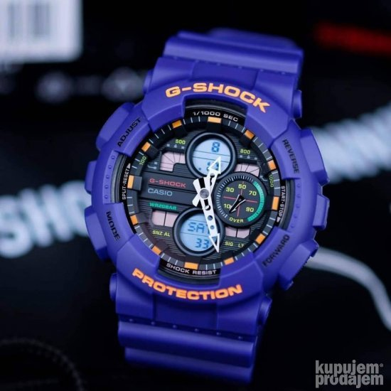 Casio G-Shock GA-140-6A