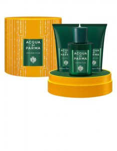 Acqua di Parma Colonia Club edc 100ml + 75ml ASB + 75ml SG