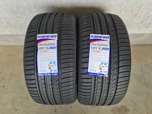 nove gume 295/35 r 20 kinforest