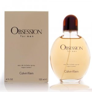 Calvin Klein CK Obsession men edt - 125ml tstr