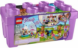 Lego Friends Heartlake City Brick Box 41431 NA STANJU