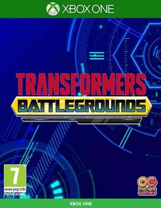 Transformers Battlegrounds - XBOX One igra NOVO
