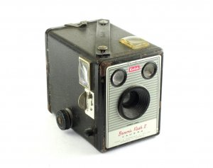 Kodak Brownie Flash II Box Camera