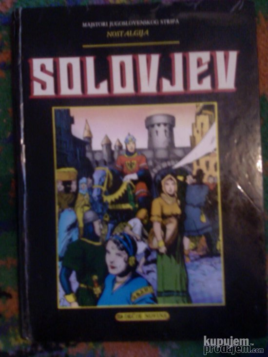 Solovjev, strip album