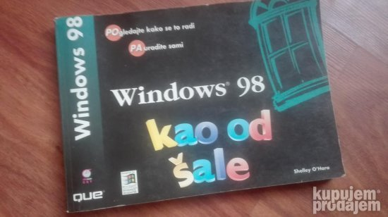 Window s 98 kao od sale