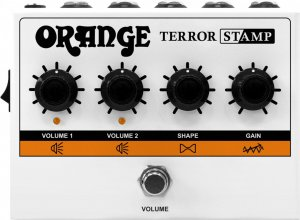 Orange Amps Terror Stamp - 20W Valve Hybrid Guitar Amp Pedal