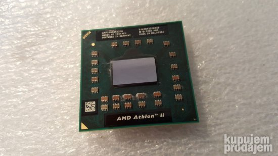 Procesor za laptopove AMD Athlon II Dual-Core P320