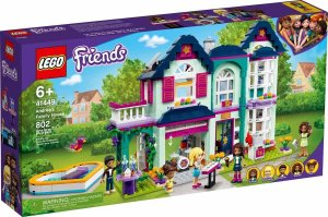 Lego Friends Andrea's Family House 41449 NA STANJU