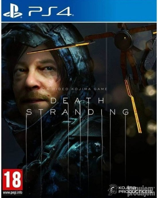 Death Stranding - PS4 igra NOVO