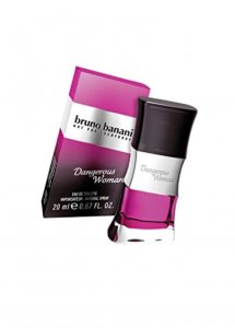 Bruno Banani Dangerous woman edt 20ml