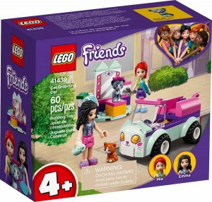 Lego Friends Cat Grooming Car 41439