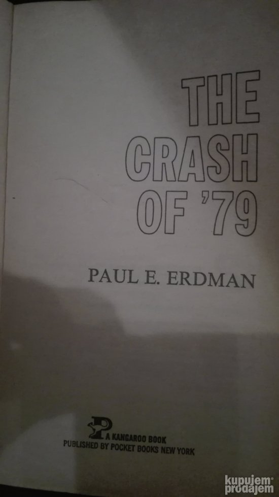 The Crash of 79 - Paul E. Erdman