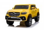 Mercedes BENZ 4x4 licenca dvosed metalik