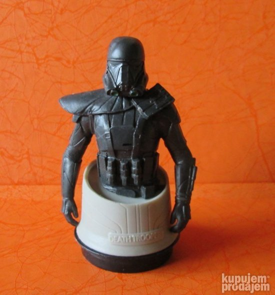 na položaju star WARS death trooper