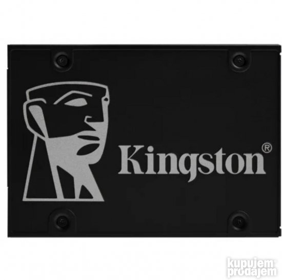 "KINGSTON 1TB KC600 SATA 3 2.5"" SKC600/1024G"