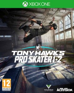 Tony Hawks Pro Skater 1 and 2 - XBOX One igra NOVO