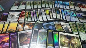 AZURIRANO:Magic The Gathering MTG karte, busteri, bulk
