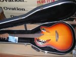 Ovation S778AX-AB Made in USA