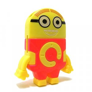 Mp3 player DESPICABLE - Crvena