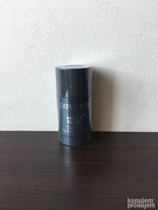 Mont Blanc Explorer Stick 75 ml